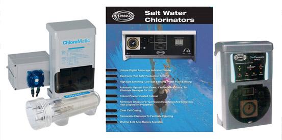 Specialist Pool Services Ltd Salt Chlorinators Tablet
