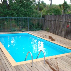 Cascade Pool After